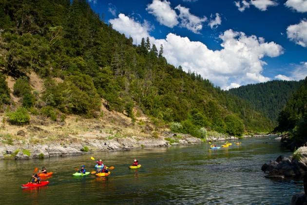 Rogue River, ORE & Sundance Kayak Trip