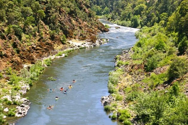 Rogue River, ORE Kayak Trip