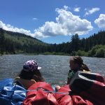 Grande Ronde River, Day 2