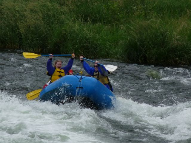 Deschutes River Rafting Trips | Oregon River Experiences