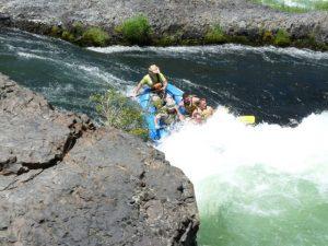 Deschutes River Rafting 07