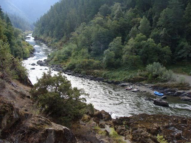 Rogue River Rafting 38